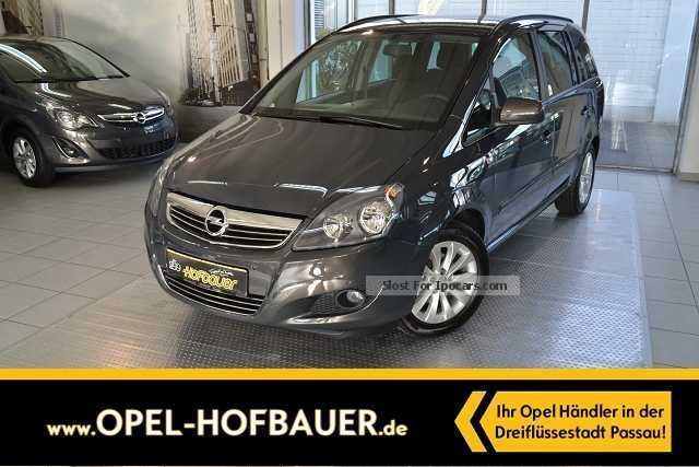 2014 opel zafira 1 8 family car photo and specs. Black Bedroom Furniture Sets. Home Design Ideas