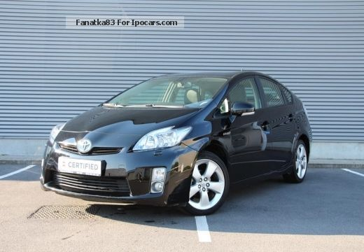 2011 Toyota  Prius 1.8i VVT-i Hybrid Sol / € 266 / mnd * incl 5y g Saloon Used vehicle photo