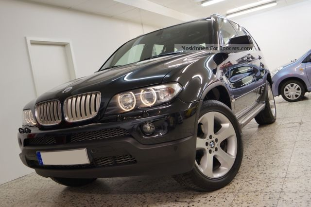 2003 BMW  X5 4.4i Auto / mega full sports package top condition! Saloon Used vehicle ( Accident-free ) photo