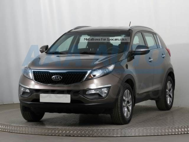 2014 kia sportage 1 6 gdi 2014 eu new cars car photo and. Black Bedroom Furniture Sets. Home Design Ideas
