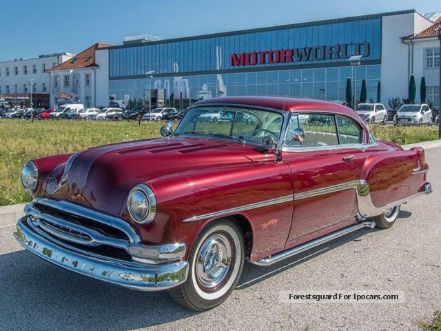 Pontiac  54'Star Chief Catalina 1954 Vintage, Classic and Old Cars photo