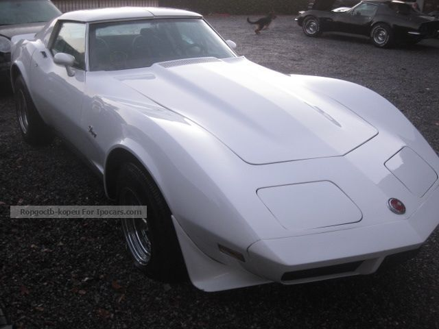 Corvette  C3, T top, Sting Ray 5.7cc 1974 Vintage, Classic and Old Cars photo