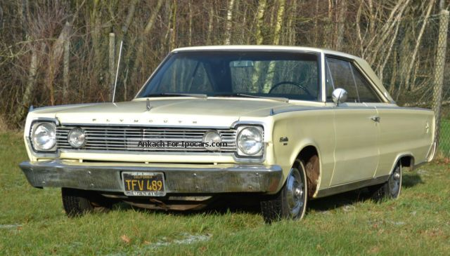 Plymouth  satellite 1966 Vintage, Classic and Old Cars photo