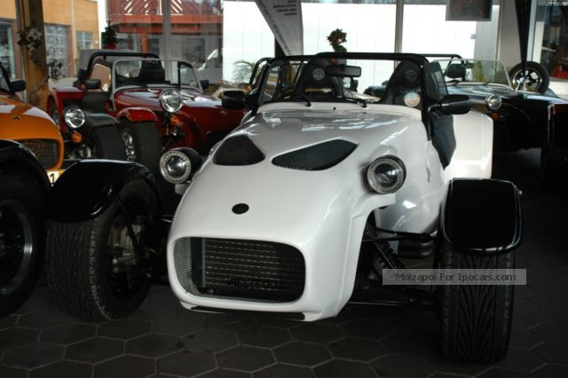 2012 Westfield  RHD 2000 Cabriolet / Roadster Used vehicle( Repaired accident damage) photo