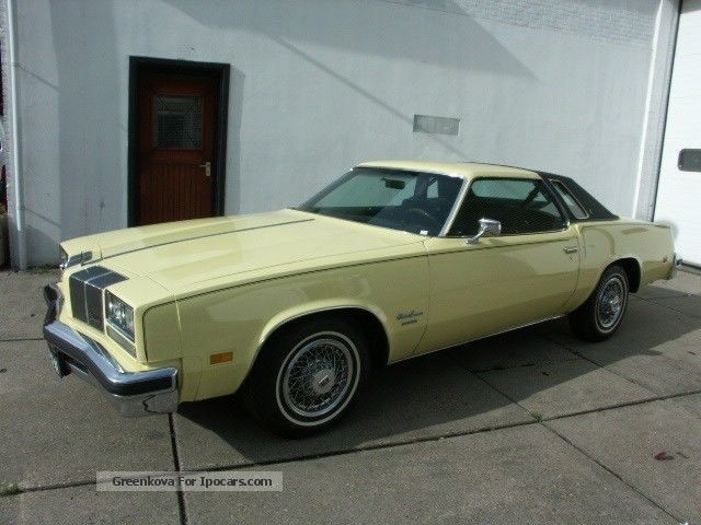 Oldsmobile  Cutlass Brougham 8cyl.Automaat 1976 Vintage, Classic and Old Cars photo