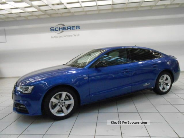 2015 audi a5 sportback 2 0 tdi quattro sport edition plus. Black Bedroom Furniture Sets. Home Design Ideas