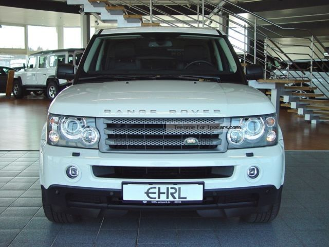 2008 Land Rover  RR Sport TDV6 HSE Xenon Navi Leather S.Dach Off-road Vehicle/Pickup Truck Used vehicle( Accident-free) photo