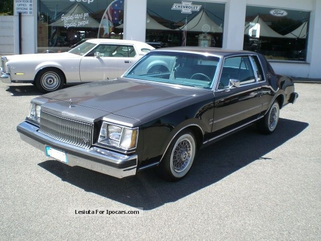 Buick  Regal V8 LIMITED 1979 Vintage, Classic and Old Cars photo