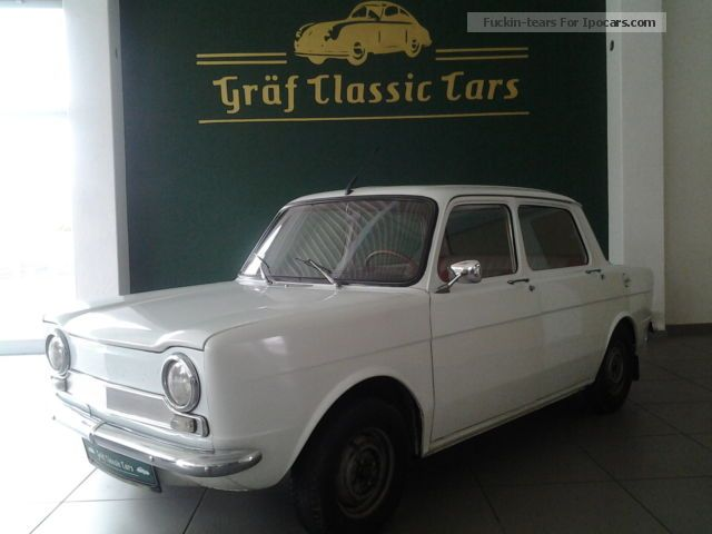 Talbot  Simca 1000 automatic 1966 Vintage, Classic and Old Cars photo