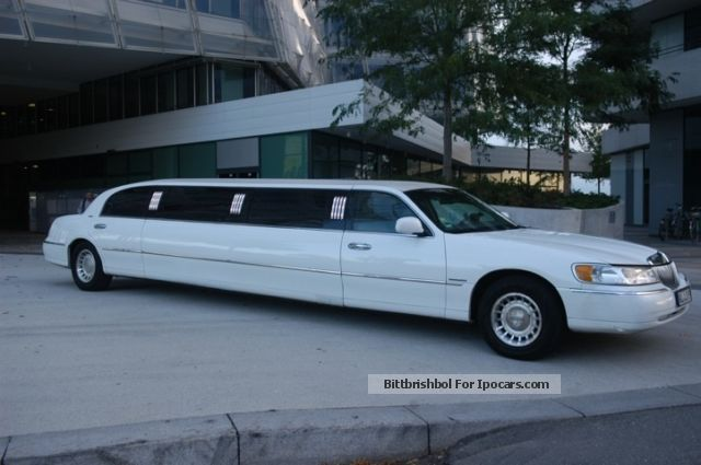 2000 Lincoln  Stretch Limousine, good condition, incl. Homepage Saloon Used vehicle photo