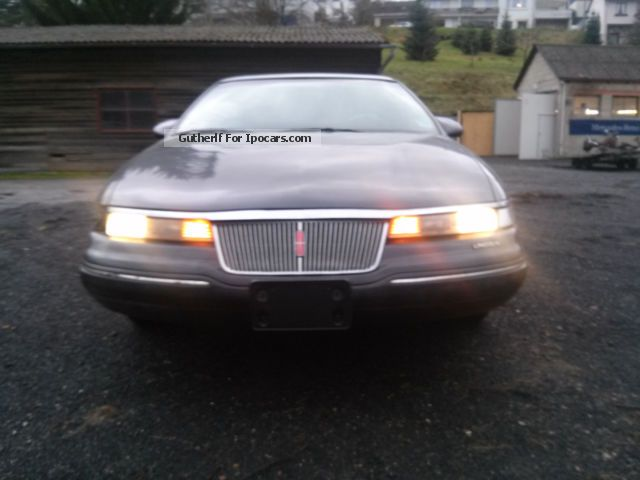 1994 Lincoln  MARK MARK VIII 8 Sports Car/Coupe Used vehicle ( Accident-free ) photo