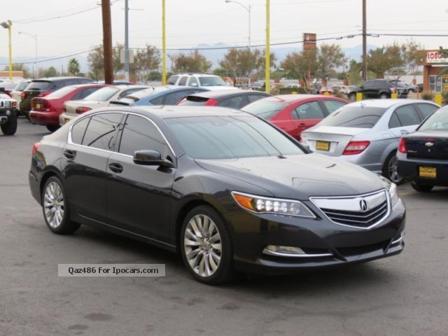 2014 acura rlx 2014 krell audio package car photo and specs. Black Bedroom Furniture Sets. Home Design Ideas