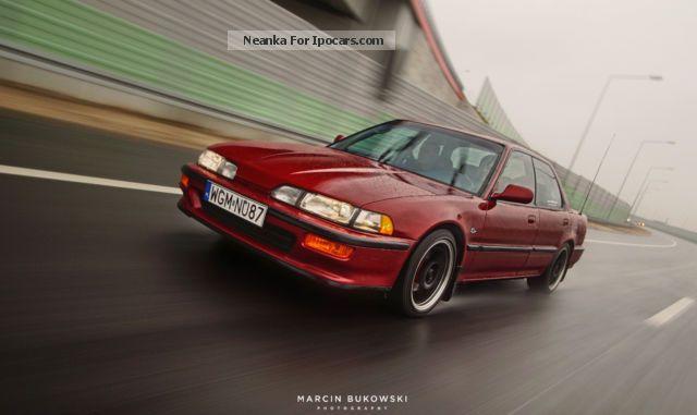 1992 Acura  INTEGRA DB1 COMPLETELY REBUILT 1992. LIKE NEW Saloon Used vehicle photo