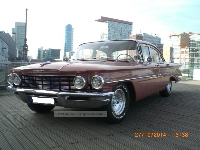Oldsmobile  88 Dynamic Custom V8 dream state 1960 Vintage, Classic and Old Cars photo