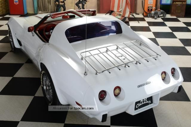 Corvette  C3 Targa 1977 Vintage, Classic and Old Cars photo