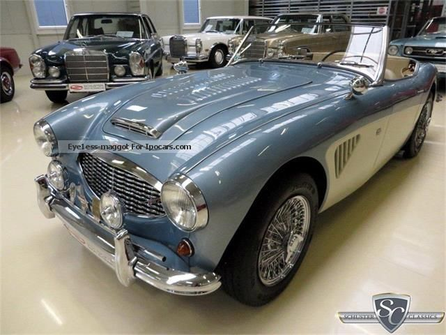 Austin  Healey 100/6 1959 Vintage, Classic and Old Cars photo