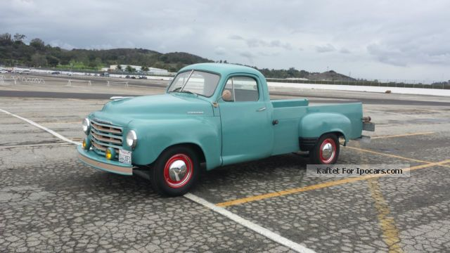 Other  Studebaker 2R pick up in 1949 1949 Vintage, Classic and Old Cars photo