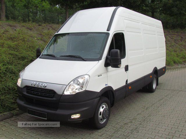 2b61feb4496706 2012 Iveco Daily 35C15LV   climate control - Car Photo and Specs
