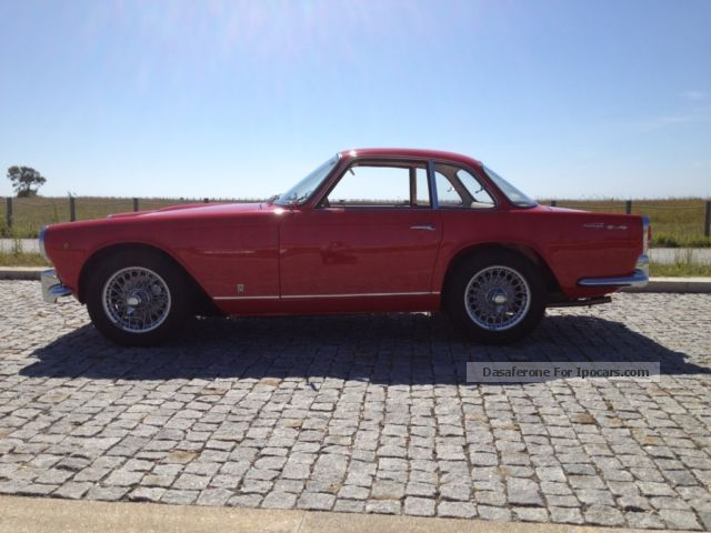 Triumph  Italia (2000) # 316 1963 Vintage, Classic and Old Cars photo