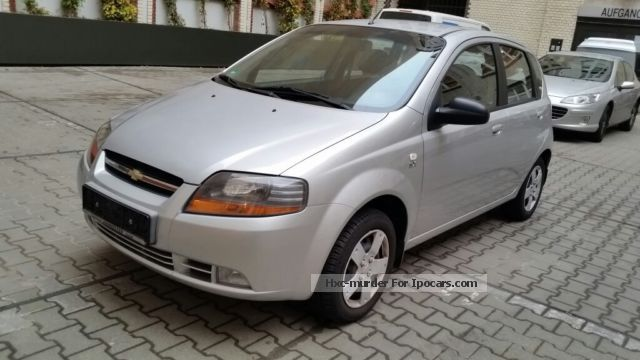2006 Chevrolet  1.4. Air - parking sensor 4 türisch Small Car Used vehicle ( Accident-free ) photo