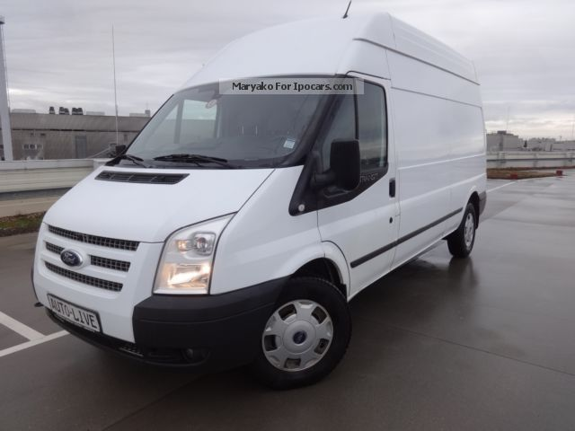 2012 Ford  FT 350 L TDCi * + HIGH LONG * AIR CONDITIONING * 3 SEATS * Van / Minibus Used vehicle photo