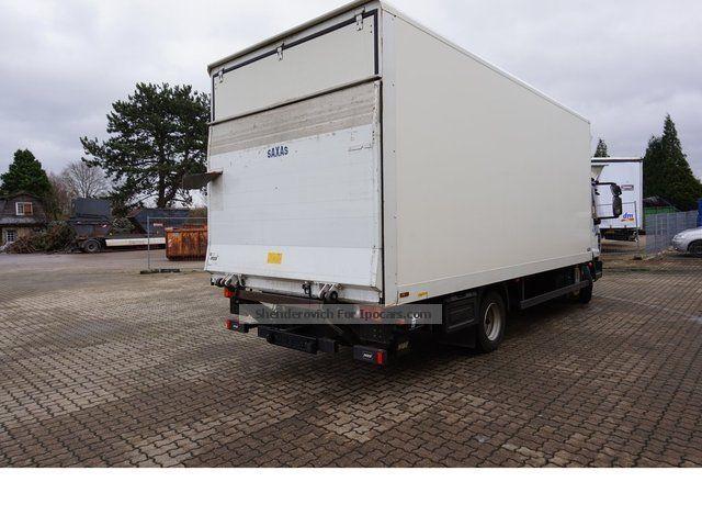 2008 Iveco Euro Cargo 75 E 16 case liftgate - Car Photo and