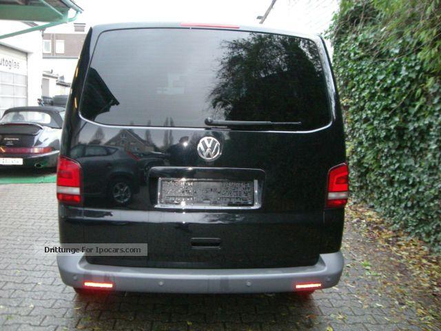 2010 volkswagen bus t5 multivan panamericana 4motion full. Black Bedroom Furniture Sets. Home Design Ideas
