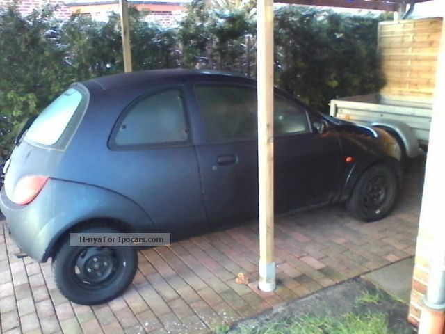 2001 Ford  Ka Small Car Used vehicle( Accident-free) photo