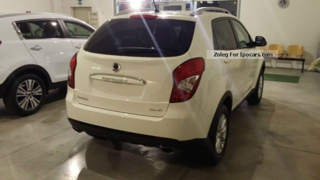 ssangyong korando 2015 owners manual