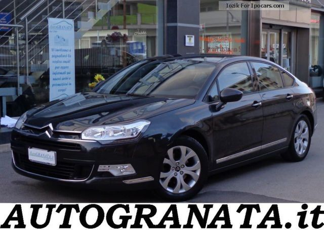 2011 Citroen  C5 2.0 HDI SEDUCTION AUTOMATICA 163CV DPF Saloon Used vehicle photo