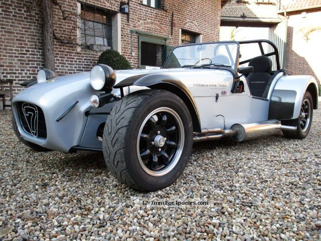1995 Caterham  Super7 Sports Car/Coupe Used vehicle photo