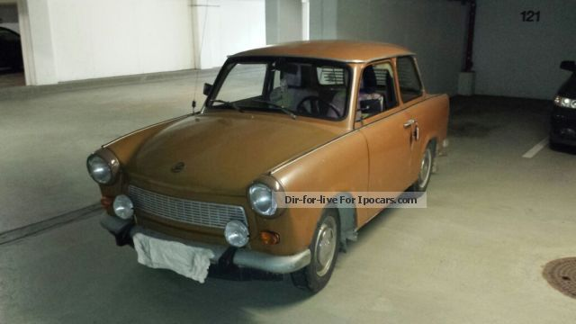 Trabant  601 classic cars 1961 Vintage, Classic and Old Cars photo