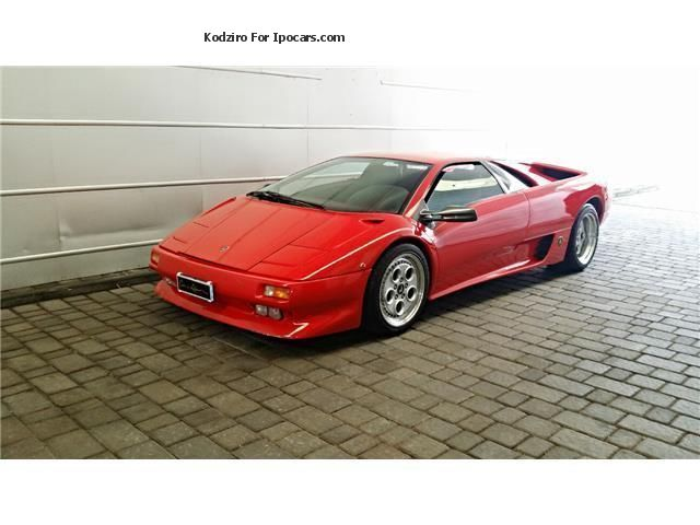 1993 Lamborghini  Diablo series I Omologata ASI Sports Car/Coupe Used vehicle photo