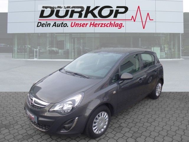 2013 Opel  Corsa Expres 1.2, 5-door air NSW Radio CD MP3 Small Car Used vehicle photo