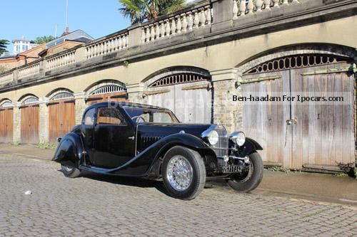Bugatti  Type 57 Series I Ventoux 1934 Vintage, Classic and Old Cars photo