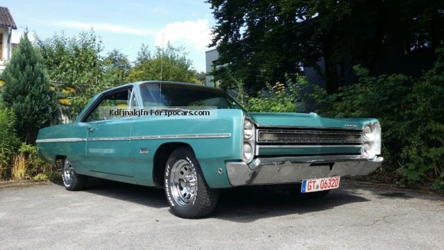 1968 Plymouth  Fury Sports Car/Coupe Used vehicle photo