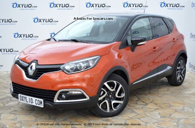 2012 Renault CAPTUR 1.5 DCI 90 HELLY HANSEN ECO2 - Car ...