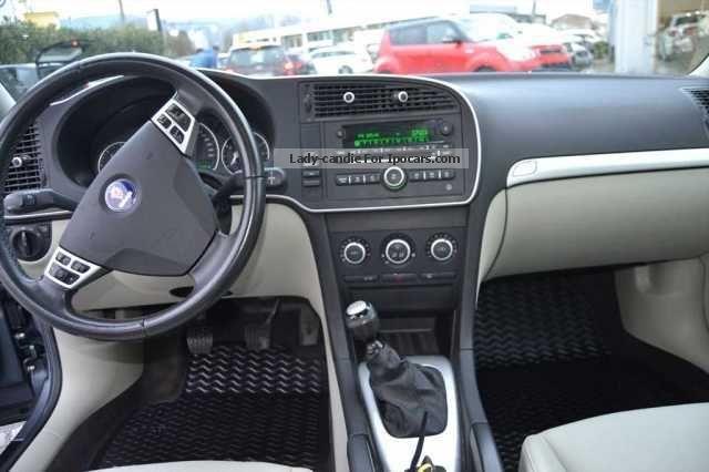 2009 Saab 9 3 2 Series Sport Hatch 19 TiD 16V DPF