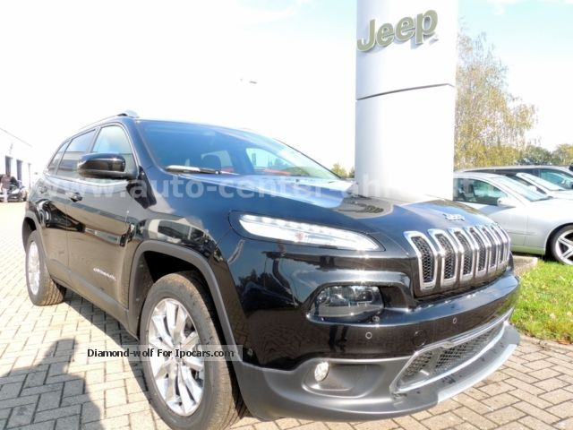 2014 Jeep  Cherokee 2.0 Multijet automatic Limited Navi Off-road Vehicle/Pickup Truck Used vehicle ( Accident-free ) photo