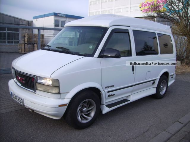 GMC  Safari Platinium Southern Comfort Petrol / Gas 1998 Liquefied Petroleum Gas Cars (LPG, GPL, propane) photo