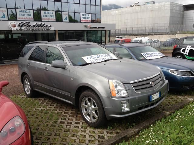 2006 cadillac srx 4 6 v8 aut awd sport luxury con. Black Bedroom Furniture Sets. Home Design Ideas