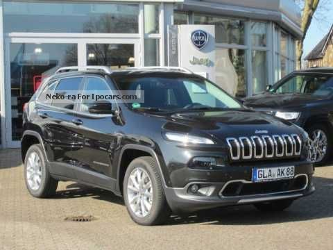 2015 Jeep  CHEROKEE 2.0 D AWD Limited Off-road Vehicle/Pickup Truck Demonstration Vehicle photo