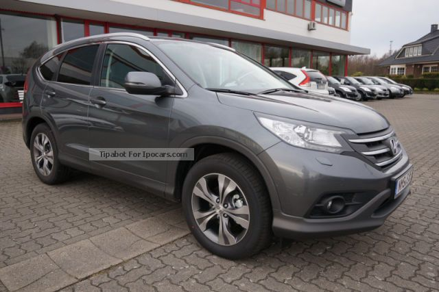 2015 Honda  CR-V 1.6i DTEC 2WD Lifestyle HDD Navi Off-road Vehicle/Pickup Truck Demonstration Vehicle ( Accident-free ) photo