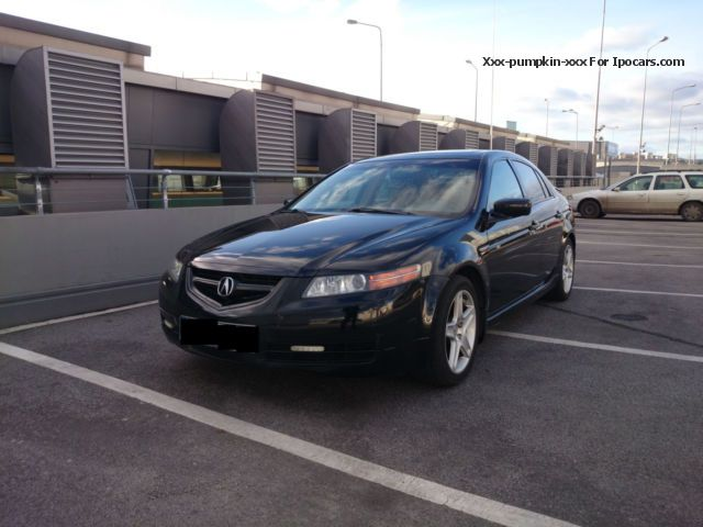 2006 Acura  TL 3,2V6 LPG gas system Saloon Used vehicle photo