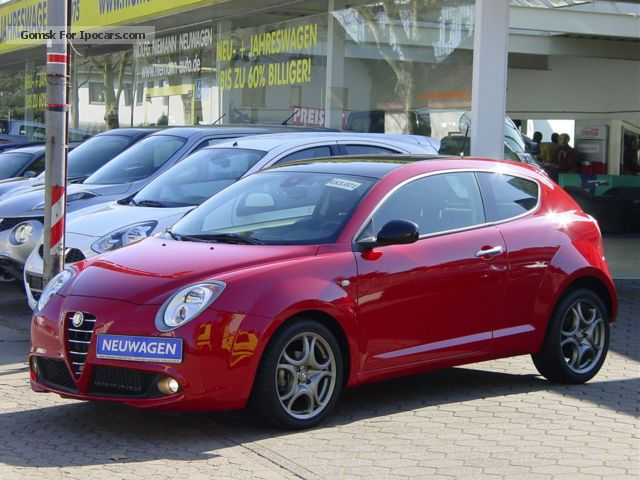 2012 Alfa Romeo  MiTo 1.4 16V Multiair SBK NEW CARS -32% Disc. Small Car Used vehicle ( Accident-free ) photo