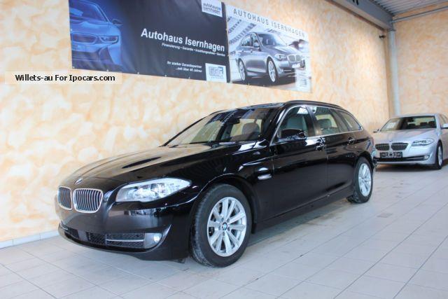 2012 BMW  525d Touring Aut. / Camera / Sport Seats / Navi Estate Car Used vehicle photo