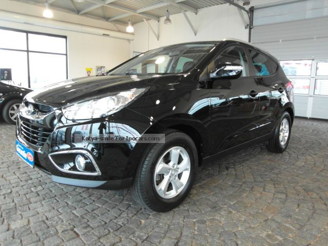 2012 Hyundai  ix35 1.6 2WD Style Off1 hand navigation cruise control Off-road Vehicle/Pickup Truck Used vehicle photo
