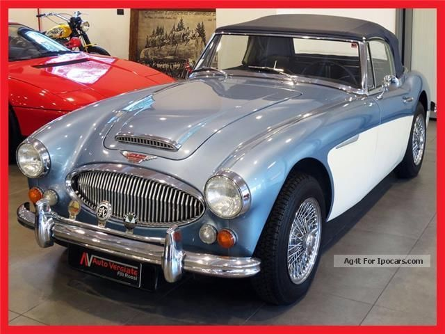 Austin  Healey 3000 MK III 1956 Vintage, Classic and Old Cars photo