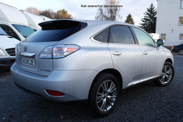 2011 lexus rx 450h hybrid 4wd net car photo. Black Bedroom Furniture Sets. Home Design Ideas