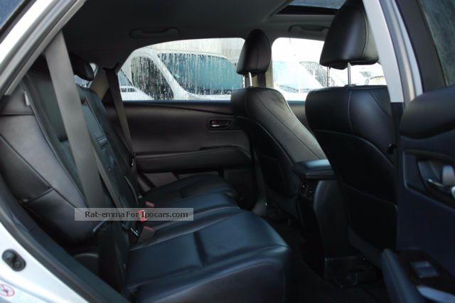 2011 Lexus Rx 450h Hybrid 4wd Net 22 000 Car Photo